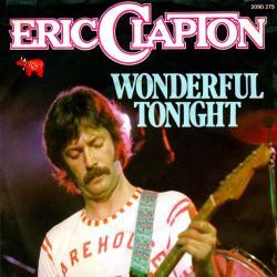 Eric Clapton - Wonderful Tonight1