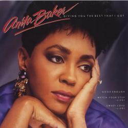 Anita Baker - Giving You The Best That I Got1