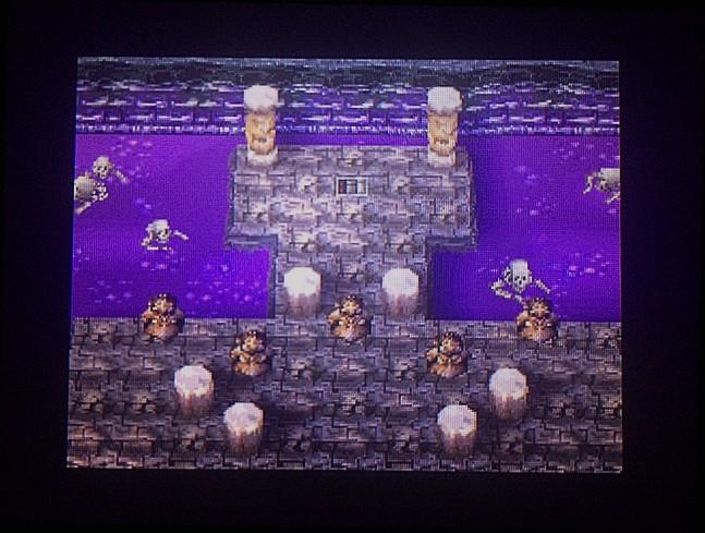 ドラクエ4 北米版 バリア破壊第一の関門9