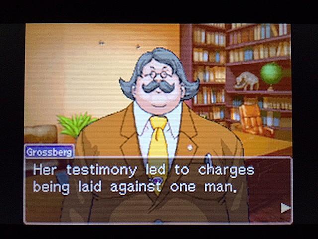 逆転裁判 北米版 DL-6事件8