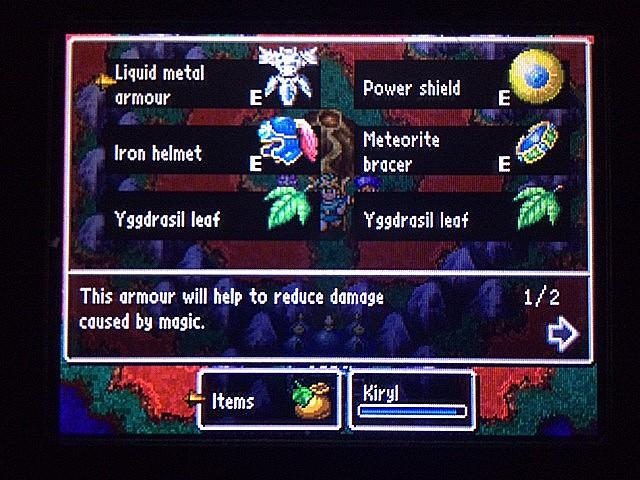ドラクエ4 北米版 最終決戦の下準備12