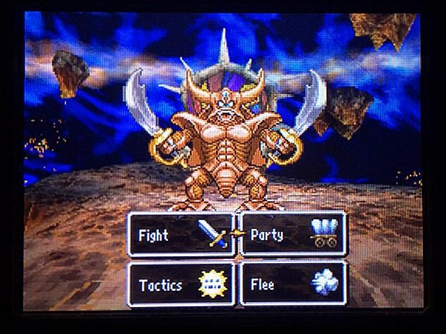 ドラクエ4 北米版 第二の地下世界の主17