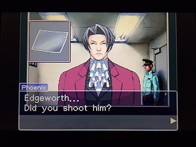 逆転裁判 北米版 エッジワースの弁護の行方17