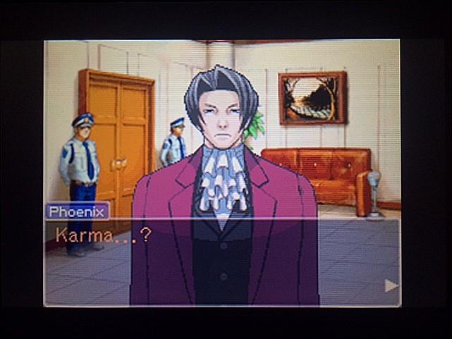 逆転裁判 北米版 審理前被告人控室2
