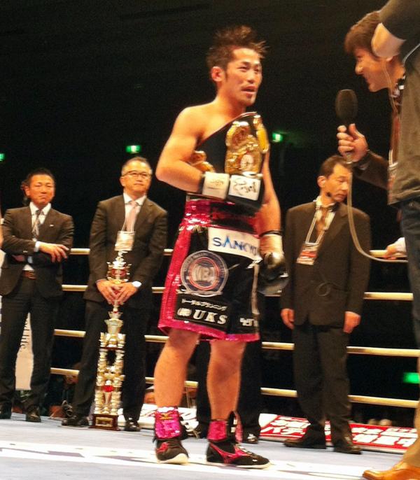 WBA世界ミニマム級チャンピオン宮崎亮の眼・・・心配