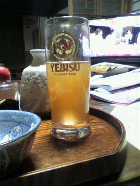 梅酒のお湯割り(^.^)