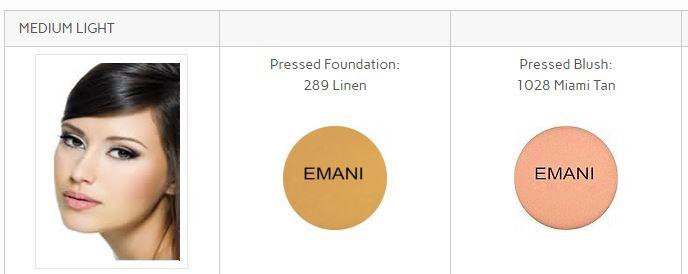 emani sample