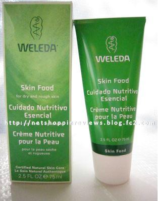 weleda skinfood3