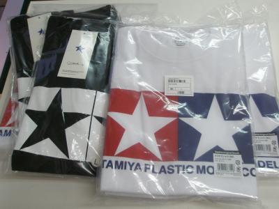 131101タミヤTシャツ