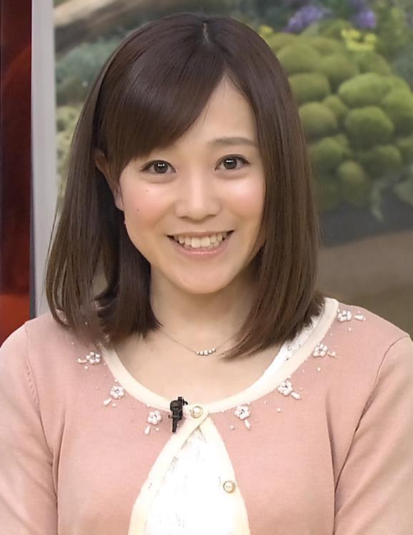 江藤愛 かわいい笑顔キャプ画像(エロ・アイコラ画像)