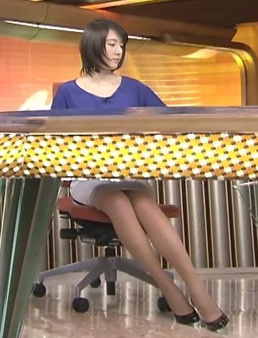 大島由香里 ミニスカエロ角度キャプ画像(エロ・アイコラ画像)