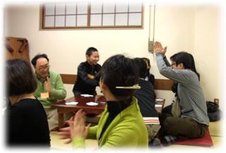 2013-04-08 親子ゲーム会 紙ペンゲーム