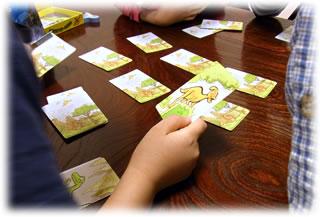 2013-05-05親子ゲーム会 06恐竜アラーム
