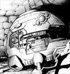 テラフォーマーズ6巻ピラミッドの中にあった宇宙船・グレイトカープ三号
