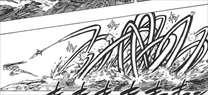 七つの大罪4巻ギーラを攻撃するキング2