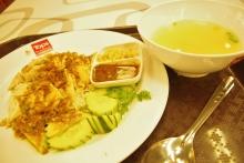 タイ雑貨通販 泰国屋(たいこくや) タイ王国出張旅行ブログ写真01_カオマンガイ_タイ料理
