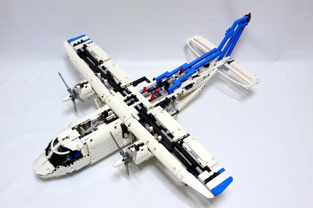 LEGO 42025 レビュー(概要編)しろちゃいぬのToybox