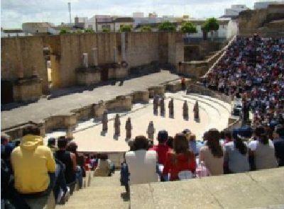 サンティポンセの劇場