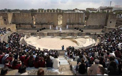 サンティポンセの古代劇場