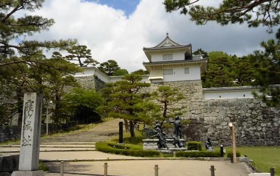美しい霞ケ城