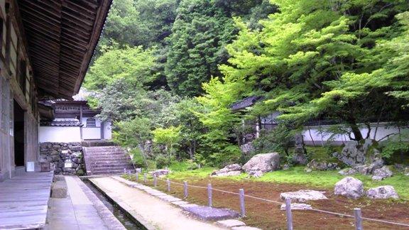 但馬藩代々の藩主が眠る 沢庵和尚の墓所もある。格式高い寺。一番高い場所にある