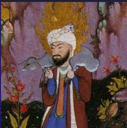 実はこの人物もモーゼ。イスラムでも偉人のひとりとして歴史に登場する
