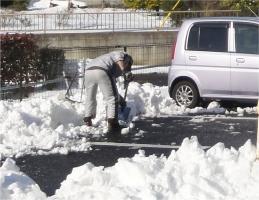 2月9日除雪01